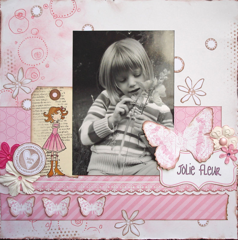 page rose Marie-Anne