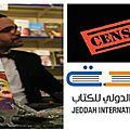 Un roman tunisien interdit à la foire internationale du livre de jeddah