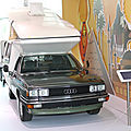 Camping-cars audi 100 & 200 bischofberger