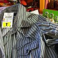 Une chemise pour 1 €