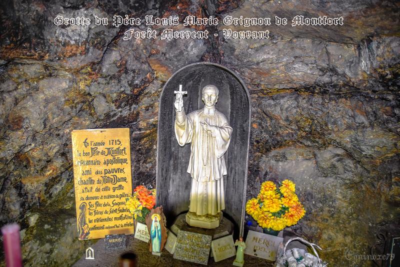 Missionnaire apostolique, le Père Louis Marie Grignon de Montfort (2)