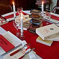 Table Rentrée littéraire