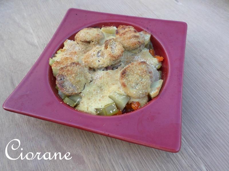 gratin-andouillette