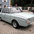 Renault 10 major 1100 de 1967 (Tako Folies Cernay 2011) 01