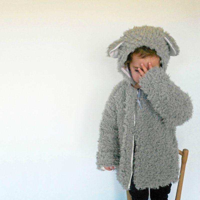 petit ours gris