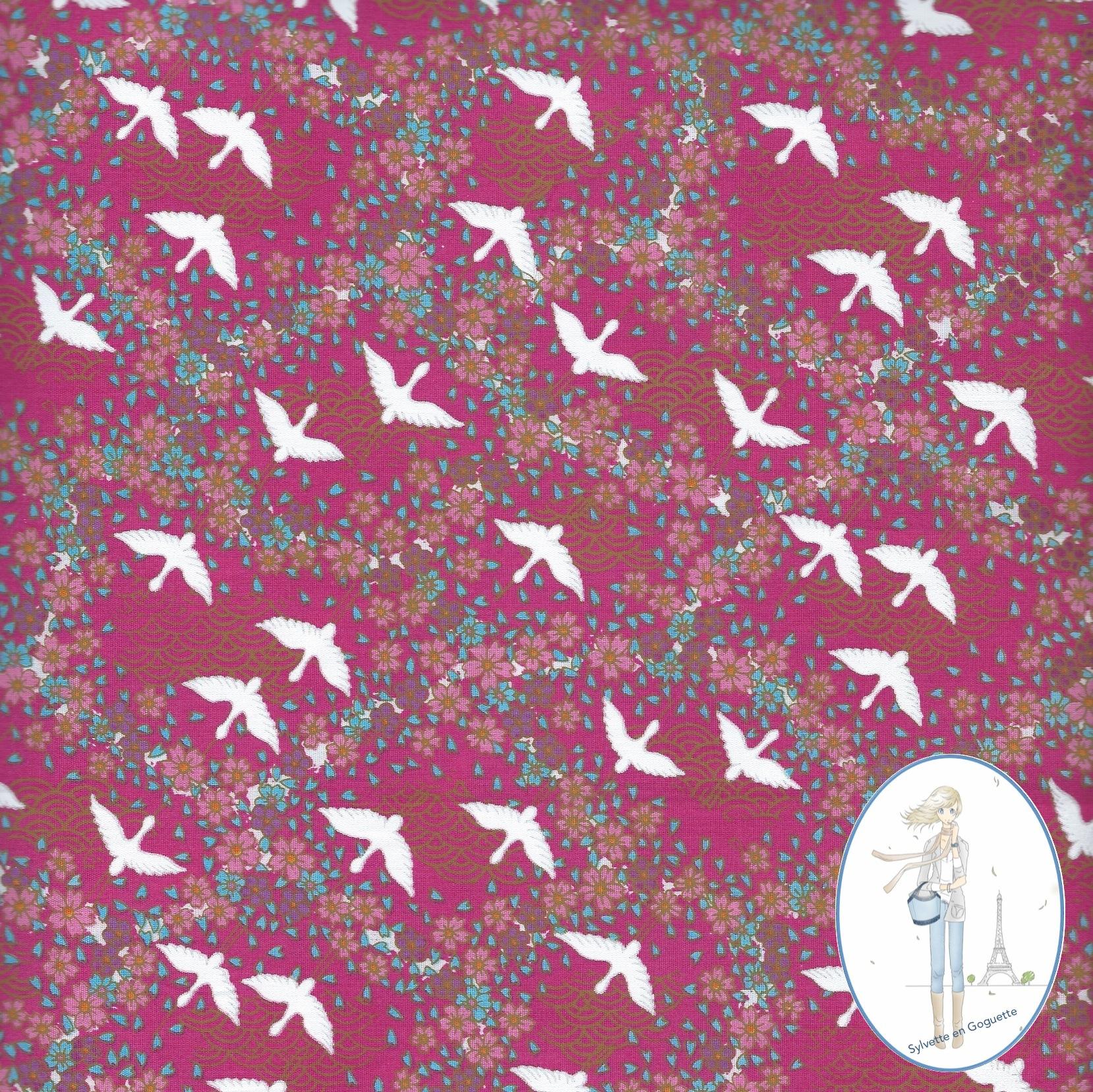 0e9e110e739 Les tissus imprimés de Sylvette - Album photos - Mercerie en ligne ...