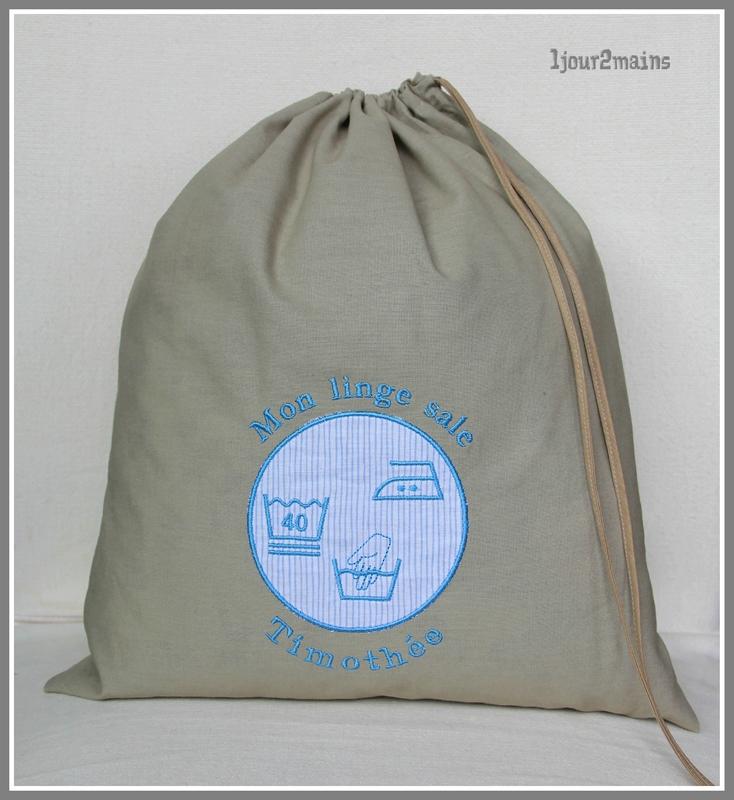 sac linge sale timothee