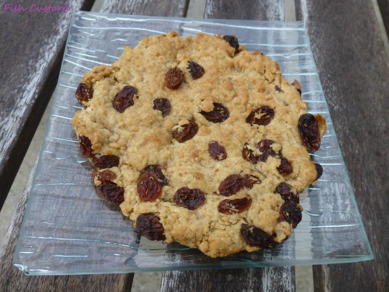 Maxi cookie aux raisins secs 2 (3)