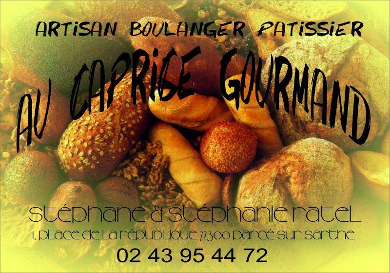 008 Logo Au caprice gourmand