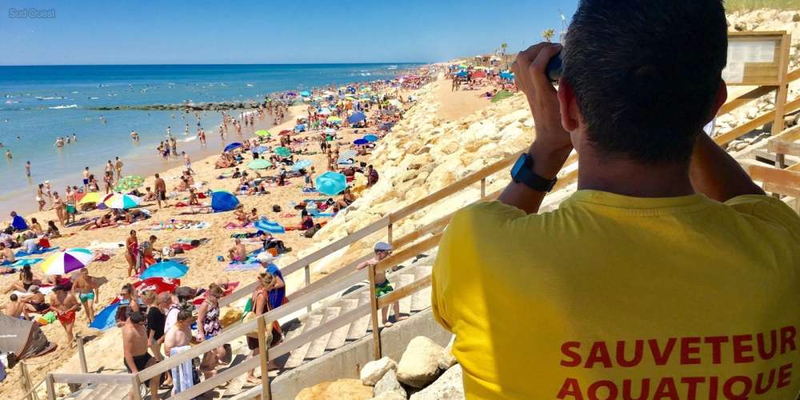 plages girondines