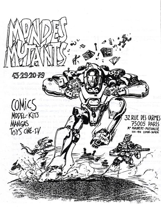 Canalblog Historique Boutique Mondes Mutants Revue Animeland01 V01 199104