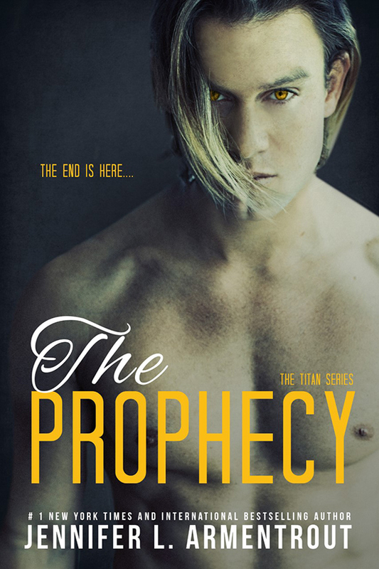 Titans#04 : The Prophecy, Jennifer L. Armentrout