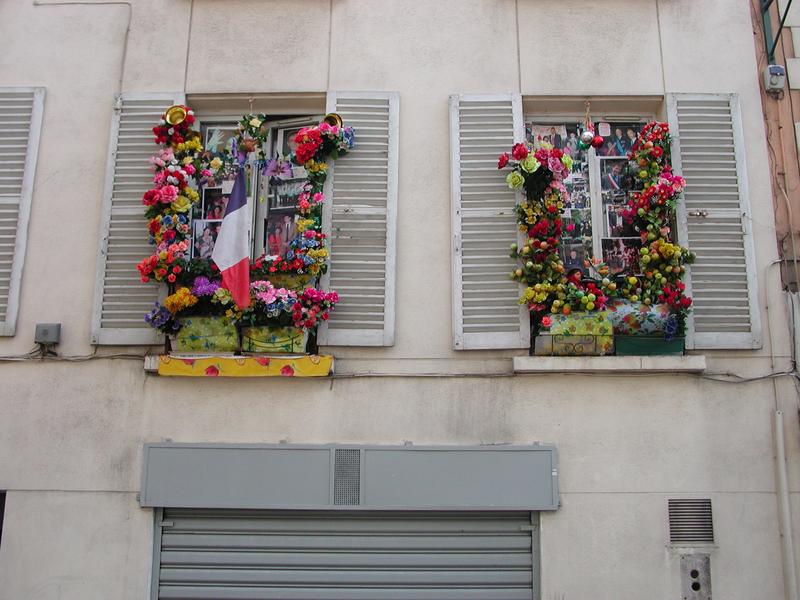 Dscn4448 Vincennes deux fenêtres photos tricolores