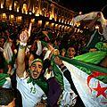 La joie exubérante des supporters algériens : 2 blessés et 12 voitures incendiées à toulouse