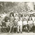 Lycée victor hugo en 1962