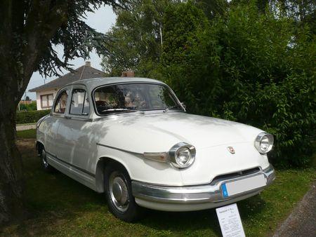 PANHARD PL 17 Confort S Tigre 1964 Riedseltz (1)