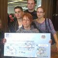 1er prix national de la msa, remis au salon de l'agriculture de paris