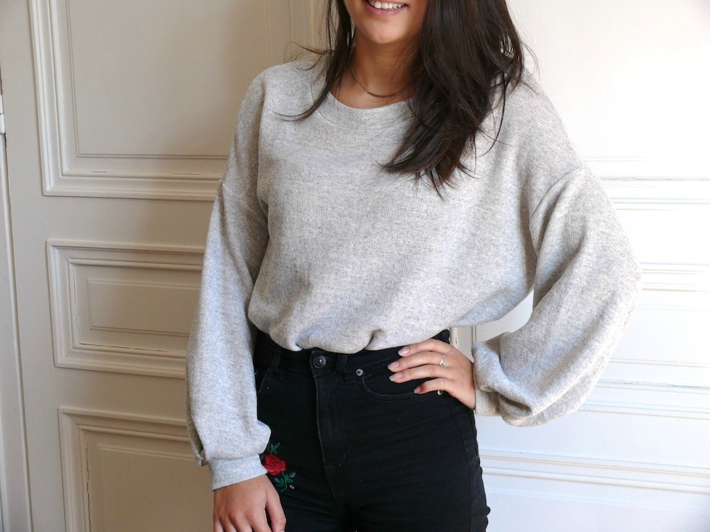 Le Sweat Granite - Bee made f1f211db94b