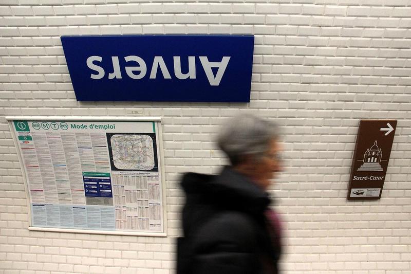 1-Métro - Station détournée 1er avril_9700