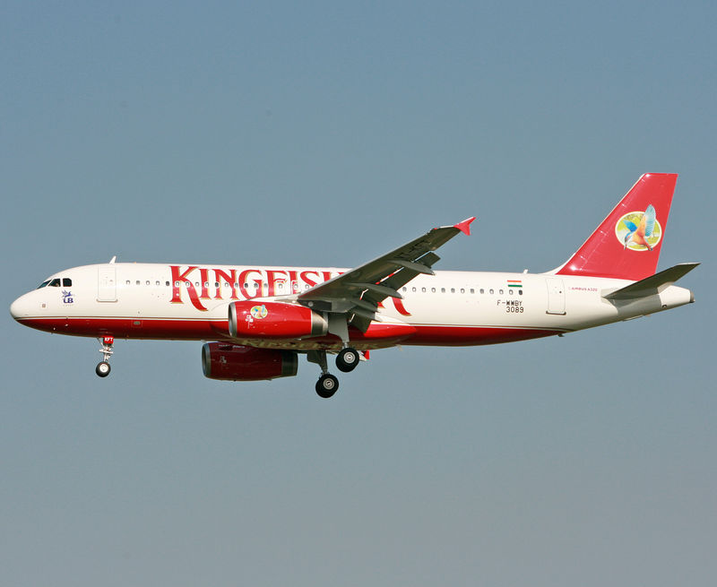 KINGFIHER AIRLINES