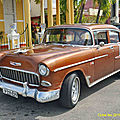 Chevrolet Bel Air coupe 4p