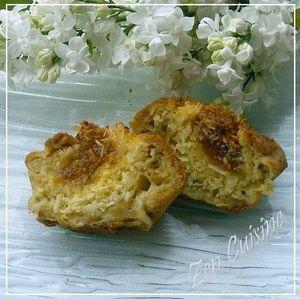 Muffins_coco_rhubarbe_Zen_Cuisine