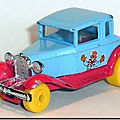 007 MB73 Ford Model A Voiture Clown 1
