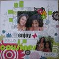 jolies cousines
