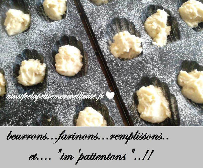 madeleines impatientons