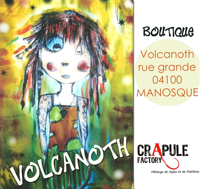 BOUTIQUE VOLCANOTH MANOSQUE