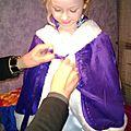 photo robes princesse portées