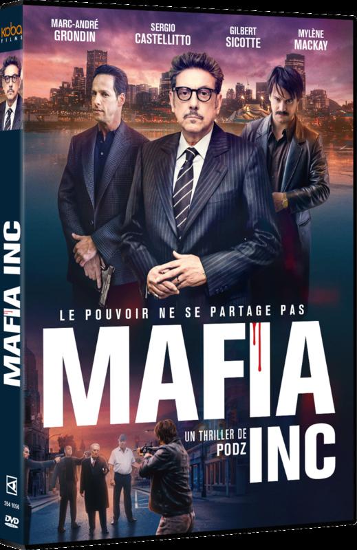 MAFIA INC-DVD-3D