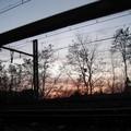 Des rails - Dijon - Décembre 2006