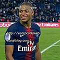 Kylian Mbappé - Footballeur -usurpé
