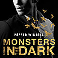 Monsters in the dark #3 : larmes silencieuses de pepper winters