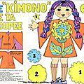Kimono pinpin