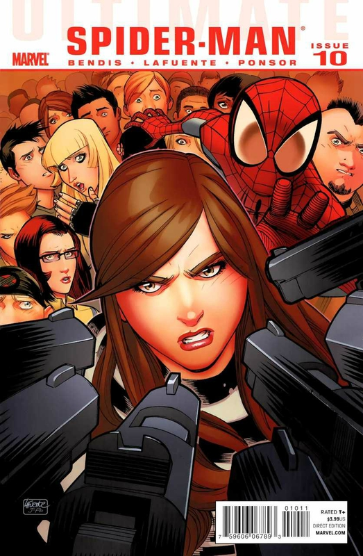ultimate spiderman 10