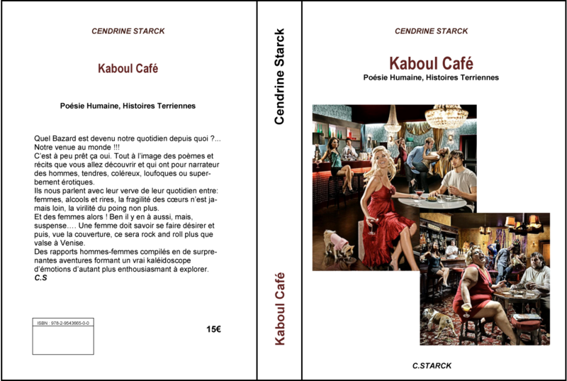 Couverture KABOUL CAFE
