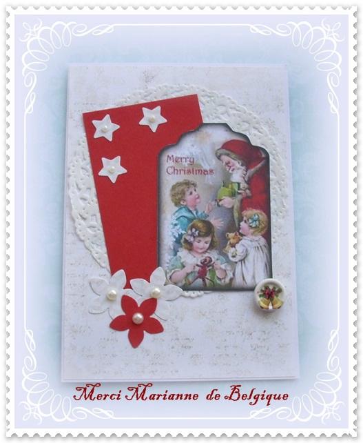 reçu carte de voeux 0011 blogmarianne de belgique