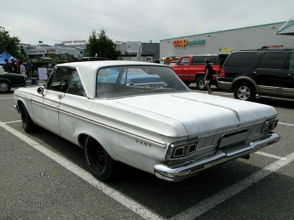 plymouth fury coupe 1966 4