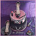 Gâteau escarpins