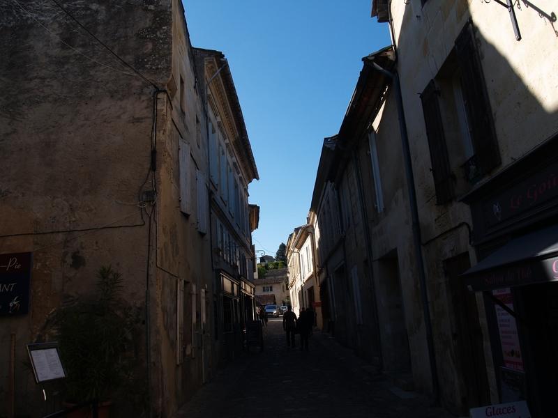 rue de Saint émilion