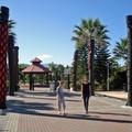 Jardin public à la Foa