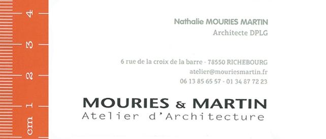 Entreprises Partenaires : Atelier d'Architecture Mouriès Martin, Richebourg