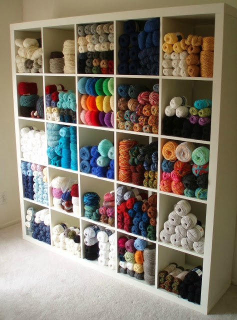 idées pour utiliser et mieux organiser vos fournitures pour le tricot et le crochet (7)