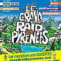 Resultats grand raid des pyrenees du 22 au 25 aout 2019