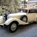 Mercedes 540 K cabriolet de 1936 (Cité de l'Automobile Collection Schlumpf à Mulhouse) 01