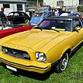 Ford mustang ii ghia hardtop coupe-1974