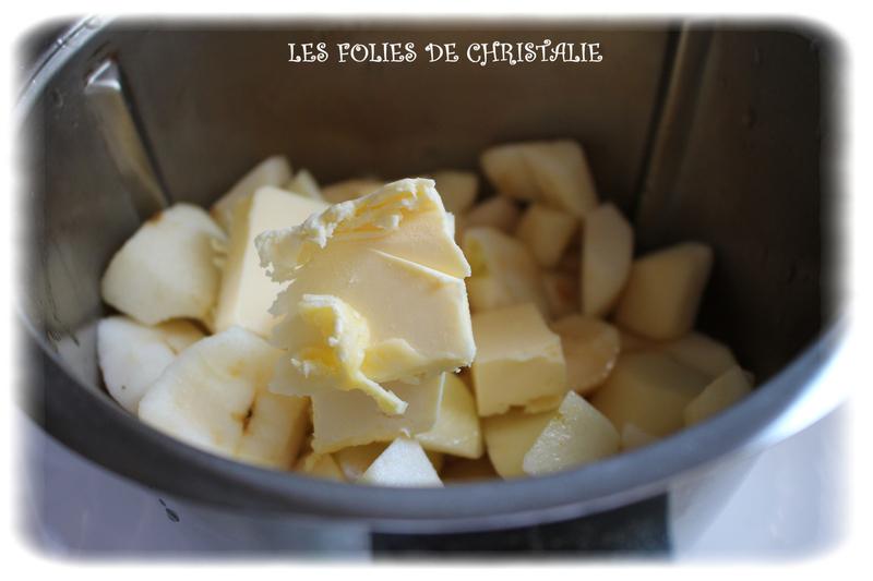 Beurre de pommes 1