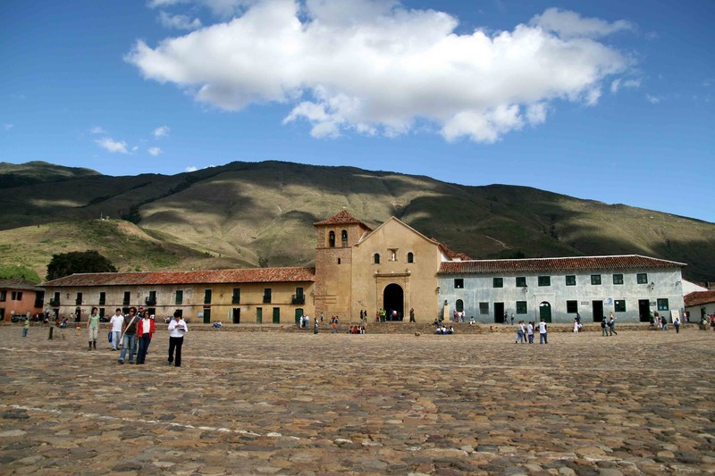 Vila de Leyva - Plaza Mayor